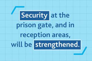 enhanced gate security strengthened caption