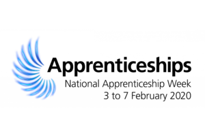 National Apprenticeship Week 2020 logo