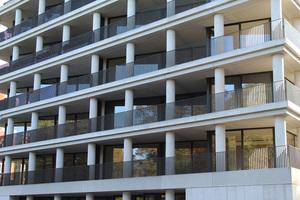 Modern apartments in Kensington London