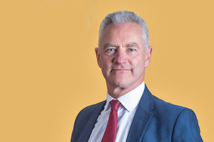 David Peattie, CEO of the Nuclear Decommissioning Authority