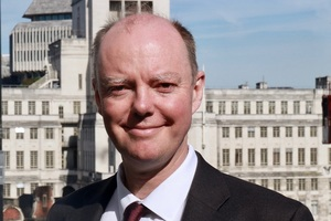 Chief Medical Officer for England, Professor Chris Whitty