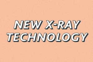 X- ray technology banner