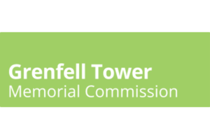 Logo for Grenfell Tower Memorial Commission