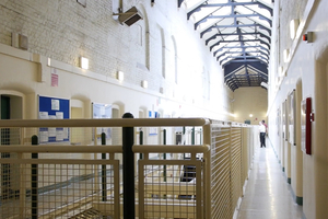 Read the story Prison visits cancelled