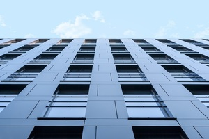 high-rise cladding