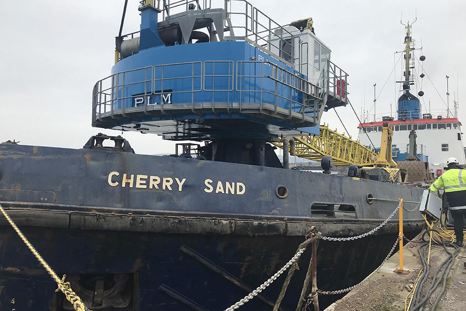 Cherry Sand