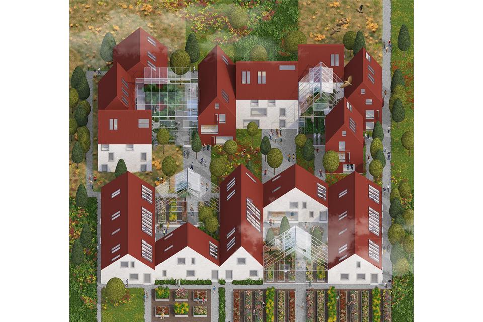 Picture of Janus modular housing system