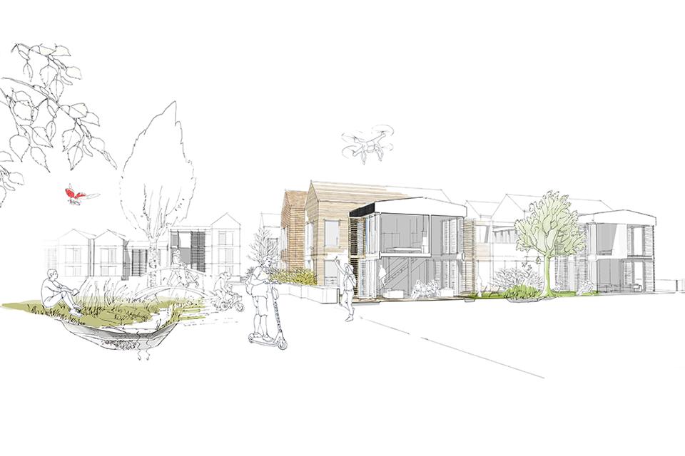 Picture of Studio OPEN kit housing