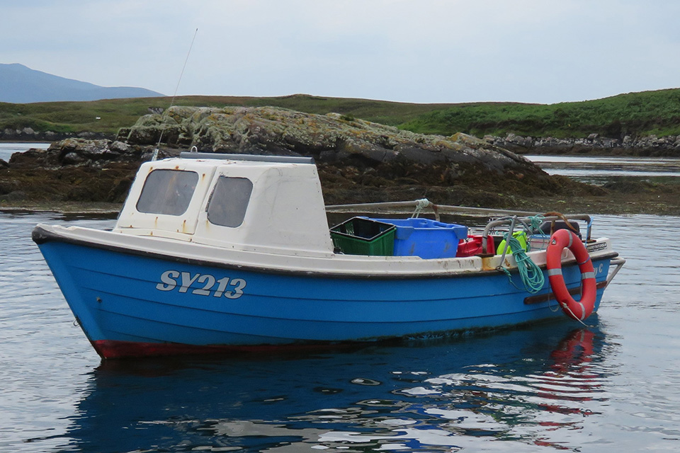 Fishing vessel May C