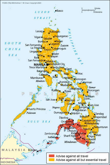 List philippines interests Top Personal