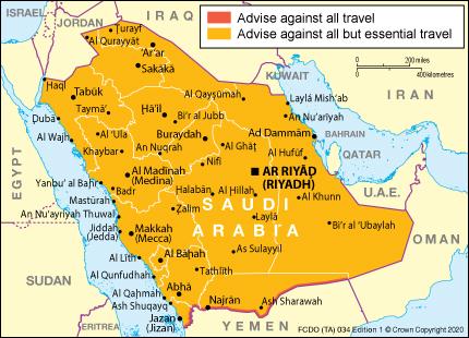 Entry requirements - Saudi Arabia travel advice - GOV.UK